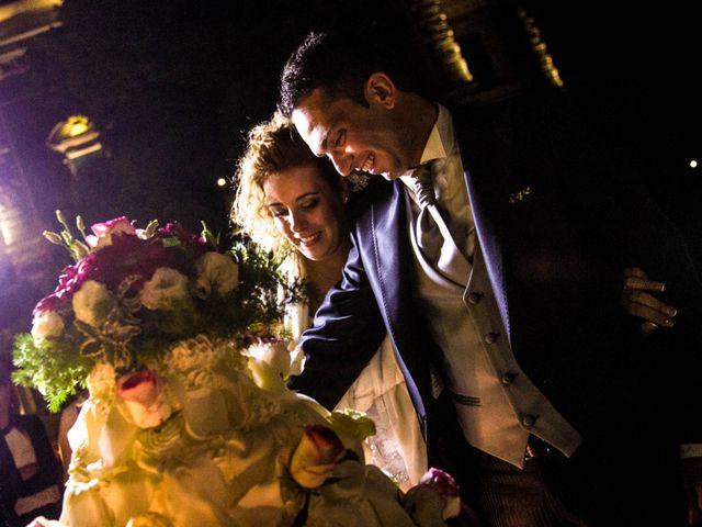 Il matrimonio di Elena e Cristian a Foiano della Chiana, Arezzo 142