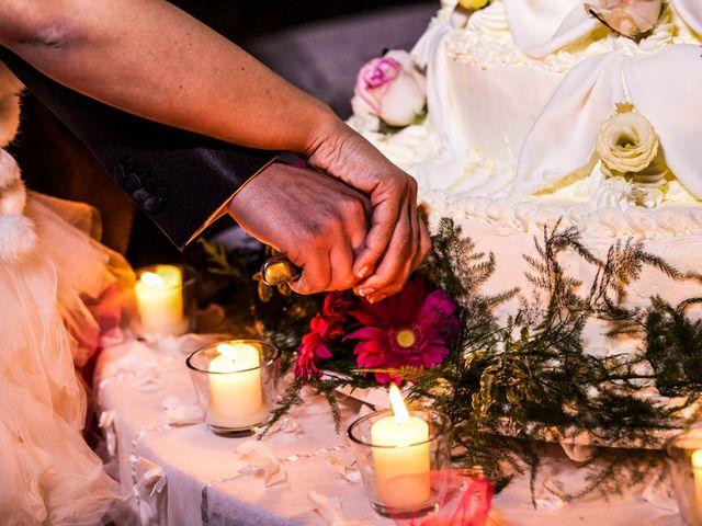 Il matrimonio di Elena e Cristian a Foiano della Chiana, Arezzo 143