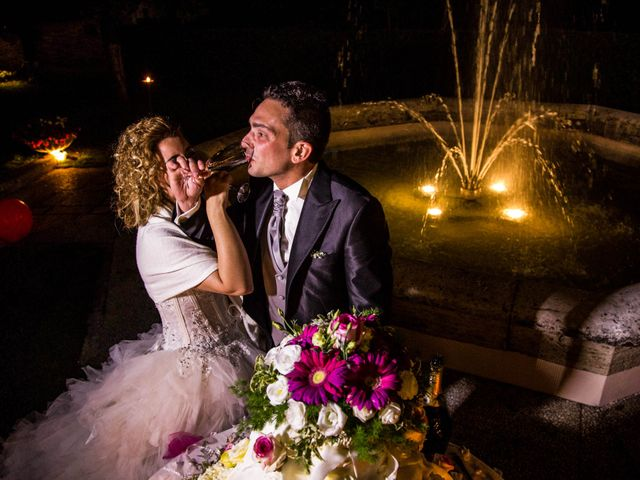 Il matrimonio di Elena e Cristian a Foiano della Chiana, Arezzo 144