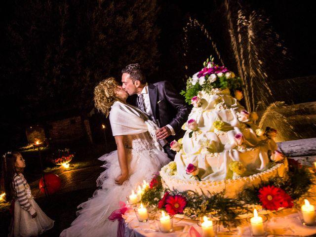 Il matrimonio di Elena e Cristian a Foiano della Chiana, Arezzo 145