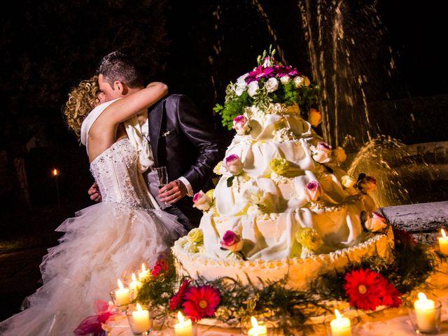 Il matrimonio di Elena e Cristian a Foiano della Chiana, Arezzo 147