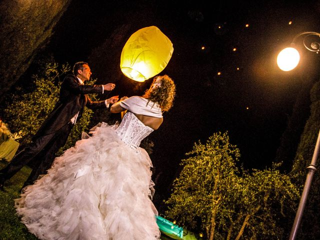 Il matrimonio di Elena e Cristian a Foiano della Chiana, Arezzo 149