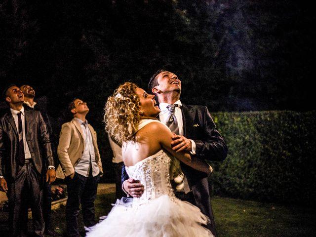 Il matrimonio di Elena e Cristian a Foiano della Chiana, Arezzo 151