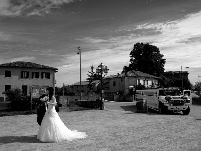 Il matrimonio di Michael e Valentina a Arre, Padova 5