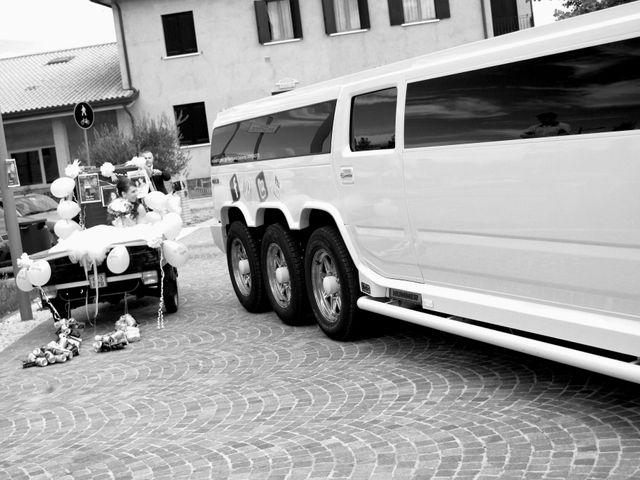 Il matrimonio di Michael e Valentina a Arre, Padova 10