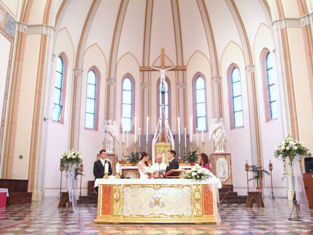 Il matrimonio di Michael e Valentina a Arre, Padova 12