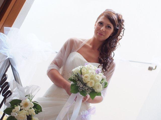 Il matrimonio di Michael e Valentina a Arre, Padova 13