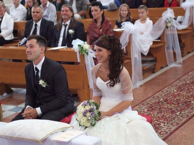 Il matrimonio di Michael e Valentina a Arre, Padova 19