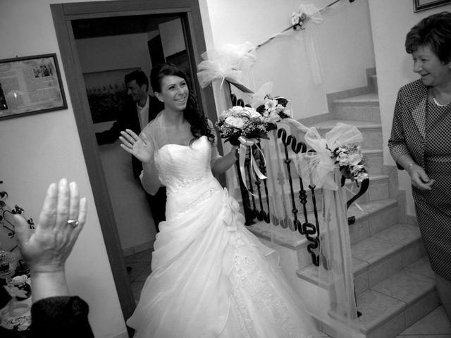 Il matrimonio di Michael e Valentina a Arre, Padova 20