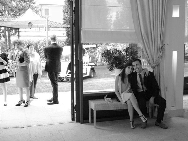 Il matrimonio di Michael e Valentina a Arre, Padova 21