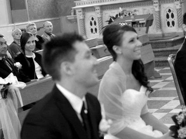 Il matrimonio di Michael e Valentina a Arre, Padova 23