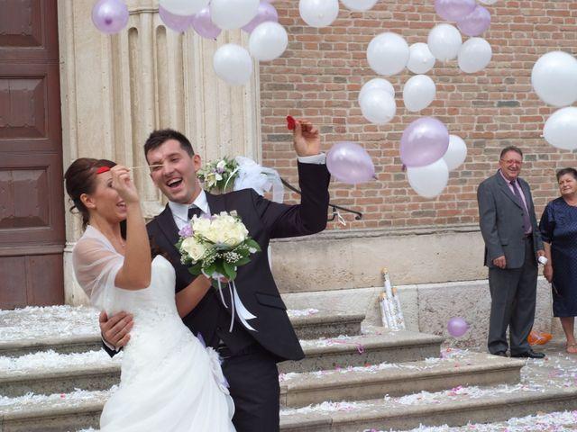 Il matrimonio di Michael e Valentina a Arre, Padova 24