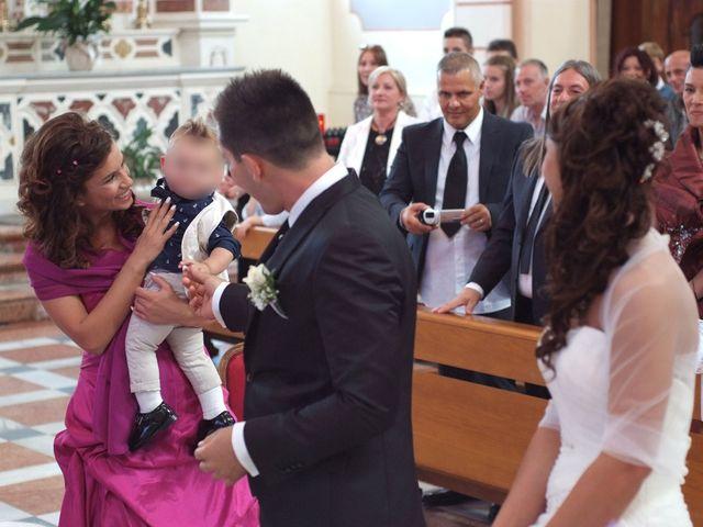 Il matrimonio di Michael e Valentina a Arre, Padova 41