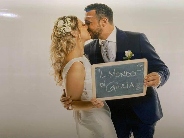 Le nozze di Fabio e Rossella
