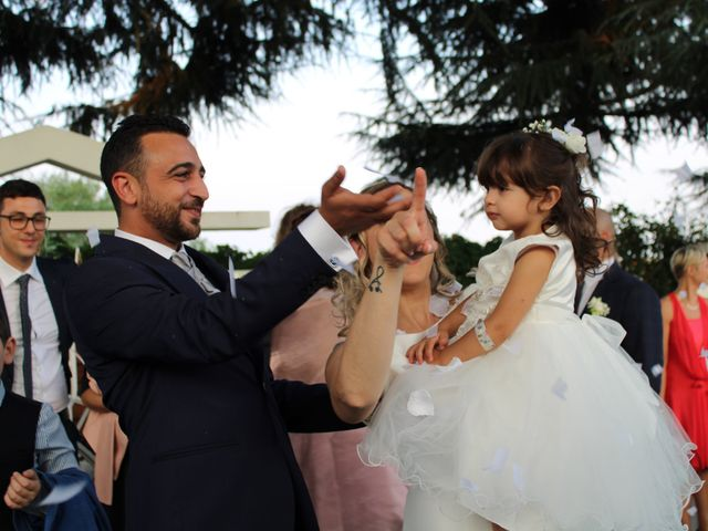 Il matrimonio di Rossella e Fabio a Legnano, Milano 19