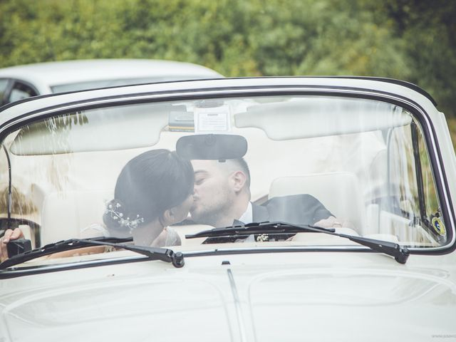 Il matrimonio di Anna Elena e Alexander a Solopaca, Benevento 5