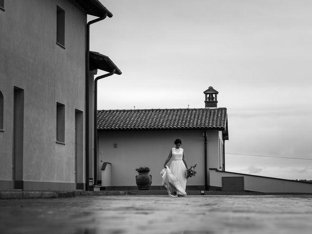 Il matrimonio di Lorenzo e Anna a Castelfiorentino, Firenze 14
