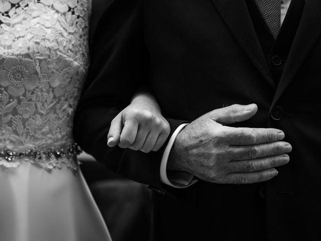 Il matrimonio di Lorenzo e Anna a Castelfiorentino, Firenze 19