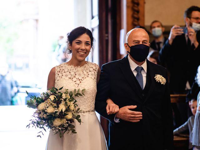 Il matrimonio di Lorenzo e Anna a Castelfiorentino, Firenze 20