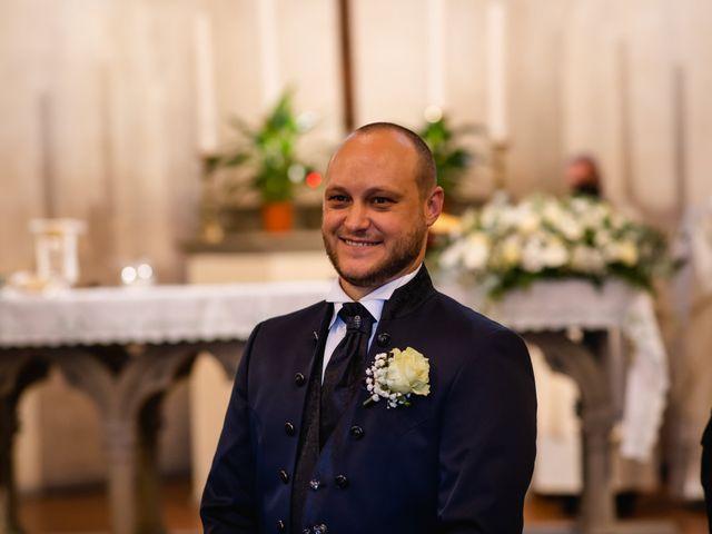 Il matrimonio di Lorenzo e Anna a Castelfiorentino, Firenze 21