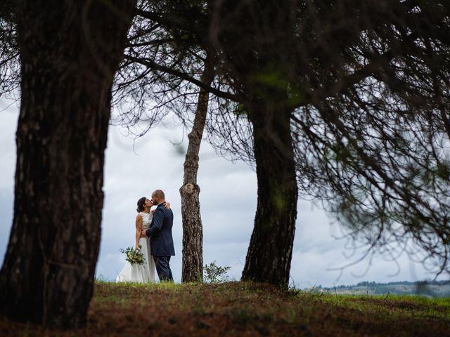 Il matrimonio di Lorenzo e Anna a Castelfiorentino, Firenze 32