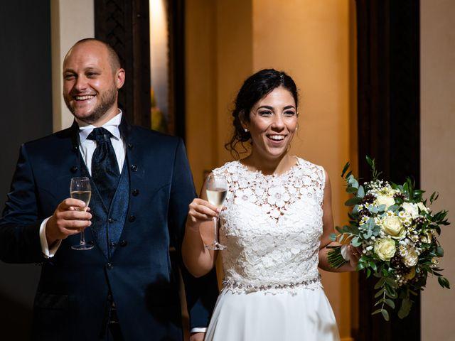 Il matrimonio di Lorenzo e Anna a Castelfiorentino, Firenze 33