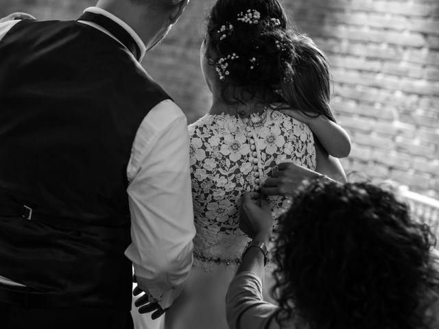 Il matrimonio di Lorenzo e Anna a Castelfiorentino, Firenze 35