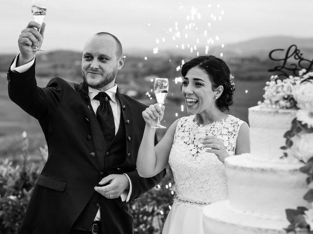 Il matrimonio di Lorenzo e Anna a Castelfiorentino, Firenze 37
