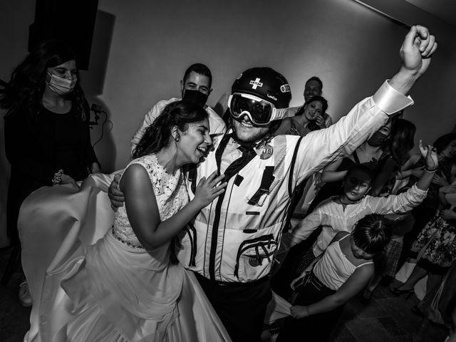 Il matrimonio di Lorenzo e Anna a Castelfiorentino, Firenze 44
