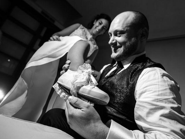 Il matrimonio di Lorenzo e Anna a Castelfiorentino, Firenze 45