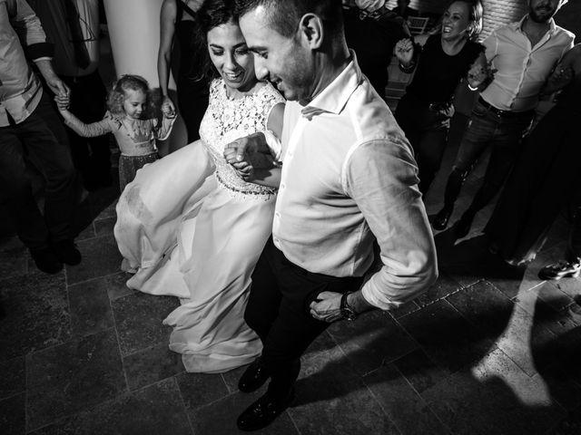 Il matrimonio di Lorenzo e Anna a Castelfiorentino, Firenze 50