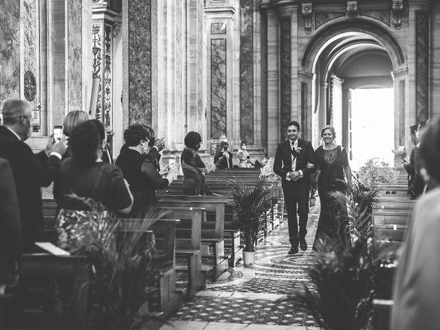 Il matrimonio di Emanuele e Ludovica a Sutri, Viterbo 24
