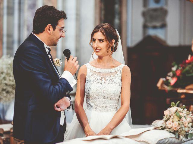 Il matrimonio di Emanuele e Ludovica a Sutri, Viterbo 29