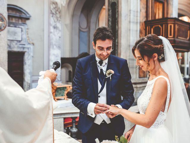 Il matrimonio di Emanuele e Ludovica a Sutri, Viterbo 30