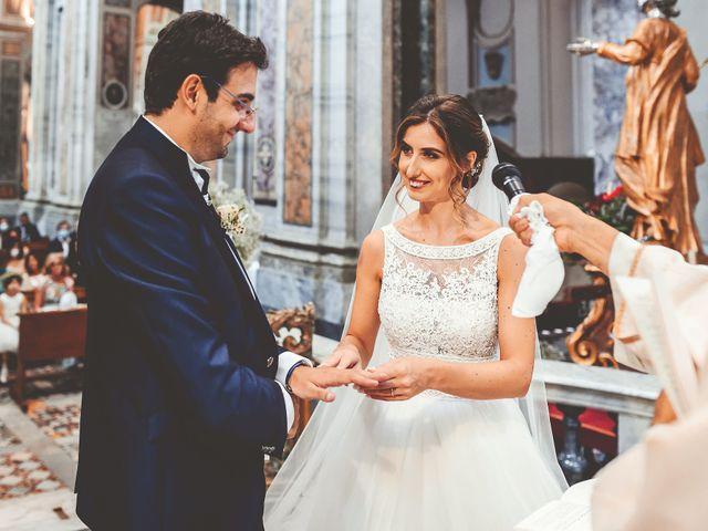 Il matrimonio di Emanuele e Ludovica a Sutri, Viterbo 31