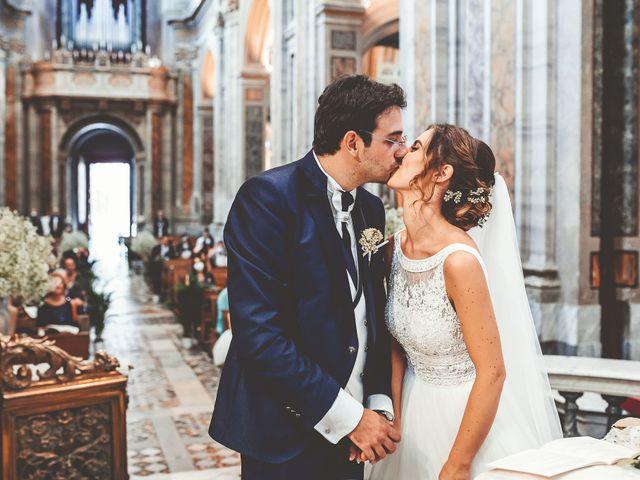 Il matrimonio di Emanuele e Ludovica a Sutri, Viterbo 32