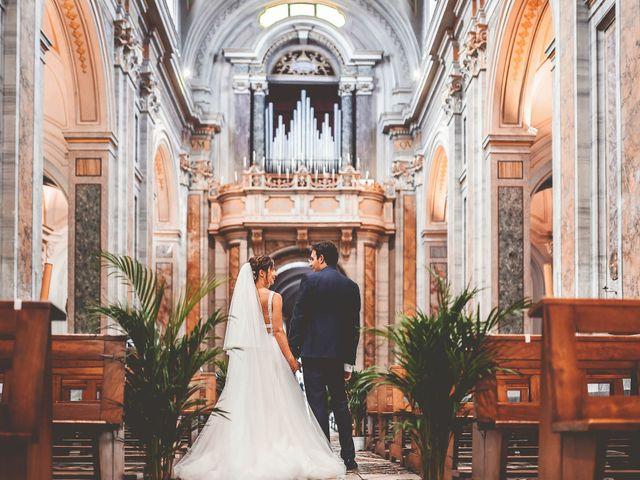 Il matrimonio di Emanuele e Ludovica a Sutri, Viterbo 35