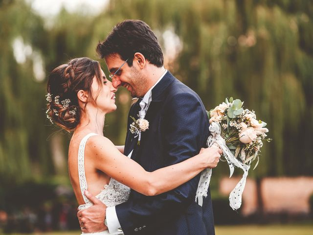 Il matrimonio di Emanuele e Ludovica a Sutri, Viterbo 38