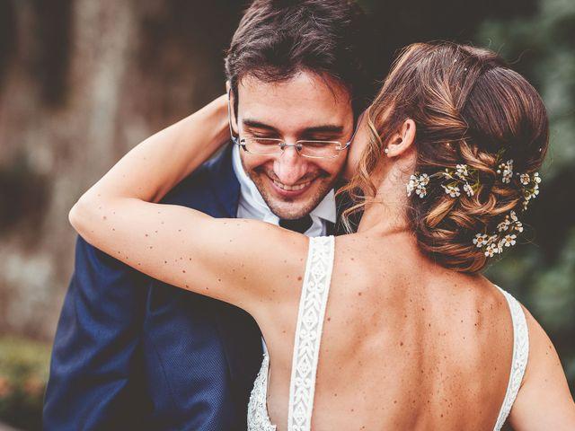 Il matrimonio di Emanuele e Ludovica a Sutri, Viterbo 40