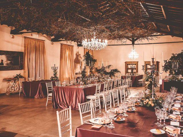 Il matrimonio di Emanuele e Ludovica a Sutri, Viterbo 43