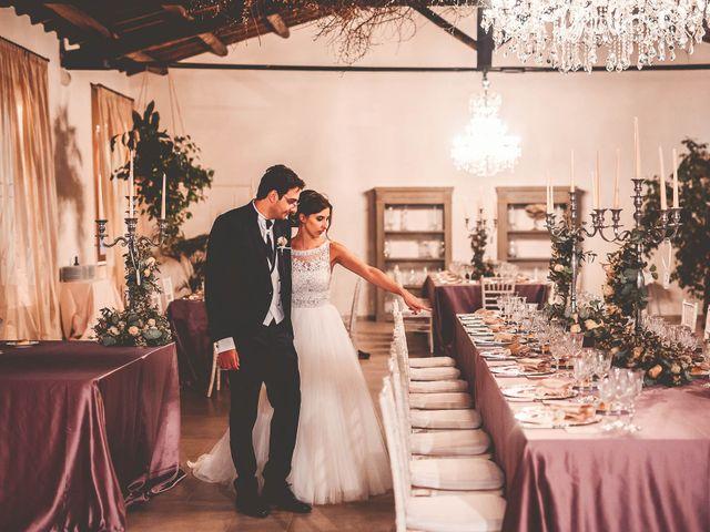 Il matrimonio di Emanuele e Ludovica a Sutri, Viterbo 44
