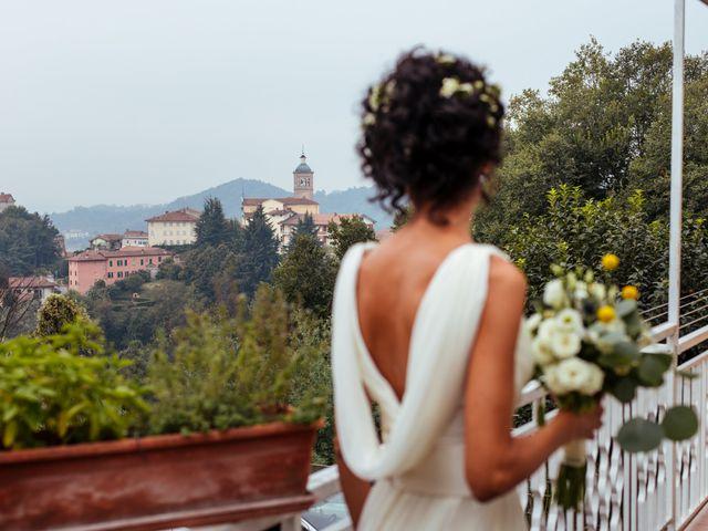 Il matrimonio di Matteo e Elisabetta a Sommariva Perno, Cuneo 26