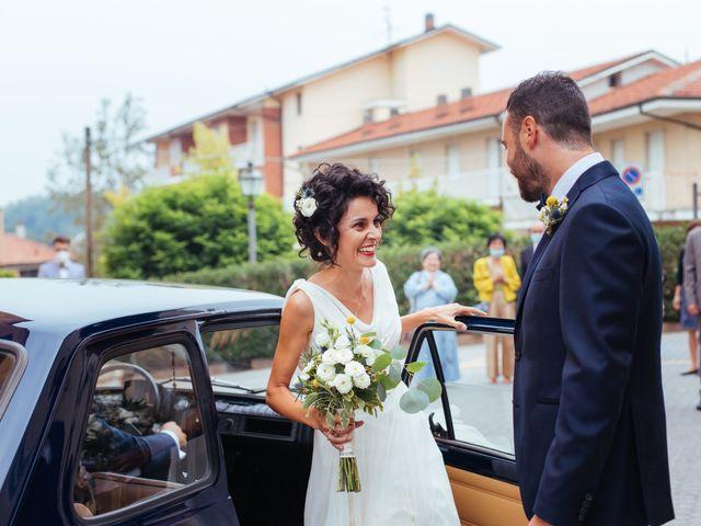 Il matrimonio di Matteo e Elisabetta a Sommariva Perno, Cuneo 41