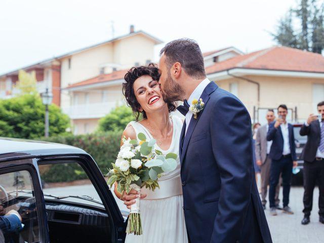 Il matrimonio di Matteo e Elisabetta a Sommariva Perno, Cuneo 42