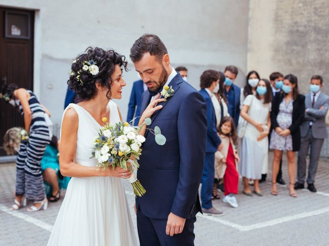 Il matrimonio di Matteo e Elisabetta a Sommariva Perno, Cuneo 43