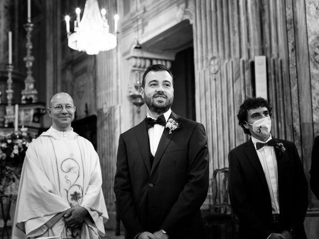 Il matrimonio di Matteo e Elisabetta a Sommariva Perno, Cuneo 46