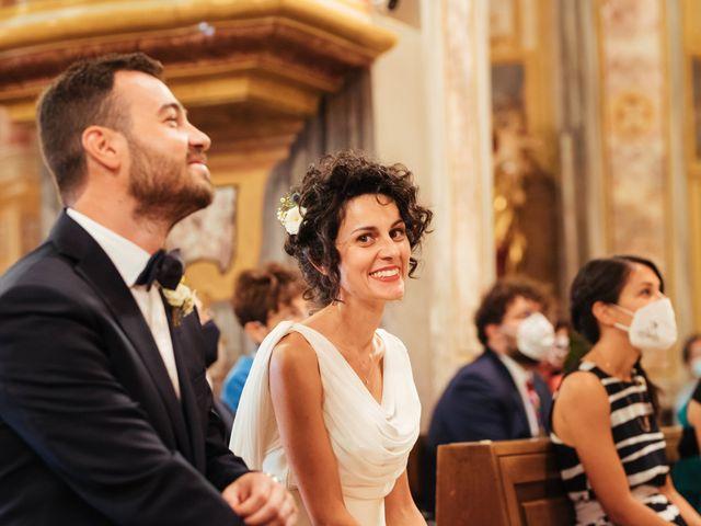 Il matrimonio di Matteo e Elisabetta a Sommariva Perno, Cuneo 49