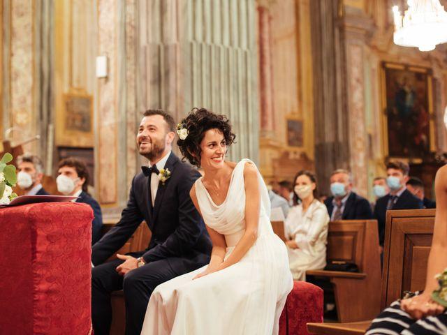 Il matrimonio di Matteo e Elisabetta a Sommariva Perno, Cuneo 50
