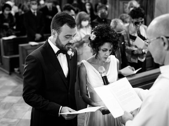 Il matrimonio di Matteo e Elisabetta a Sommariva Perno, Cuneo 51