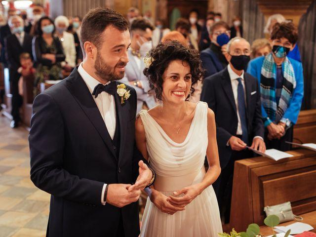 Il matrimonio di Matteo e Elisabetta a Sommariva Perno, Cuneo 54
